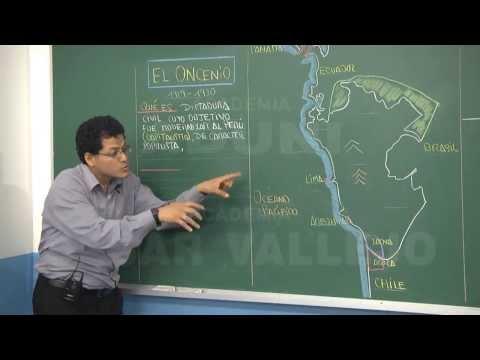 HISTORIA - El Oncenio