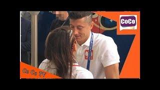 Co Anna Lewandowska wyszeptała Robertowi po meczu Polska-Senegal? Specjalistka odczytała to z ruc...
