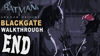 Batman Arkham Blackgate - Walkthrough Part 15 Gotham