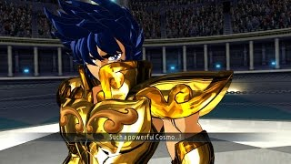 Saint Seiya Soldier's Soul: Phoenix Ikki God Cloth Moveset Gameplay [PS4] (English)