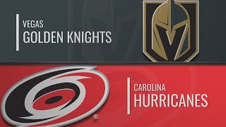 Vegas Golden Knights vs Carolina Hurricanes | Jan.31, 2020 | Вегас - Каролина  | НХЛ обзор матчей