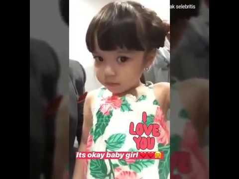 Gempi Minta Maaf Ke Papa Gading & Semua Karna Nangis Saat Perfom Di Shopee