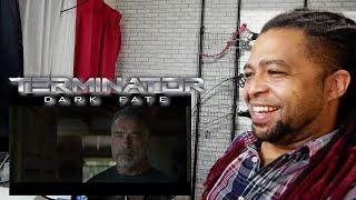 Terminator: Dark Fate - Official Teaser Trailer - REACTION (Back on track?!)