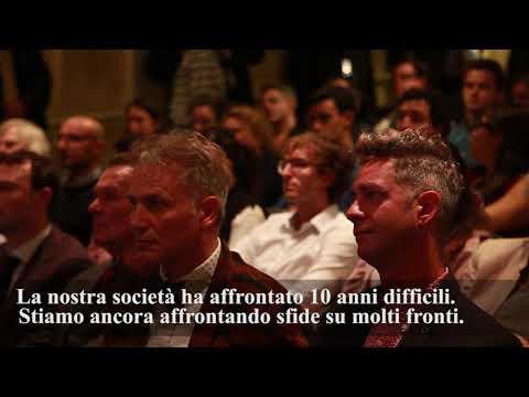 Intervento del Presidente del Consiglio Paolo Gentiloni alla Casa Italiana Zerilli-Marimò