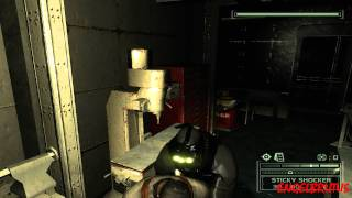 Splinter Cell Chaos Theory Mission 2: Cargo Ship PC Gameplay Part 1/2