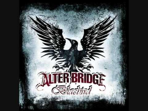 Alter Bridge-Blackbird Lyrics