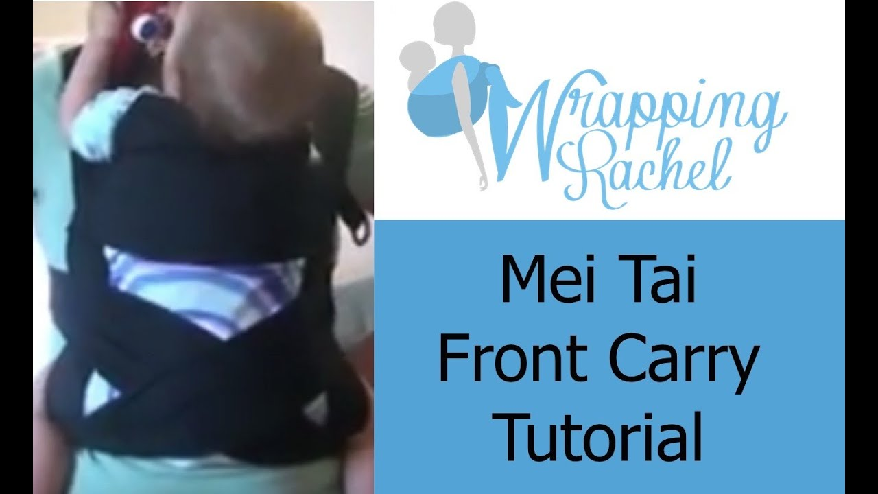 Mei Dai Front Carry How To Do A Front Carry In A Meh Dai Babyhawk Infantino Sash Etc