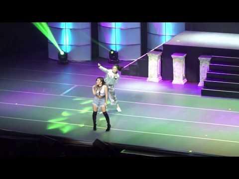 Ella Cruz and Julian Trono dances to Isang Tingin