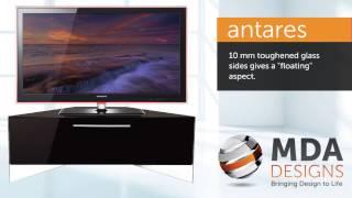 Mda Designs Antares Corner Tv Cabinet