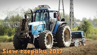 ☆Siew rzepaku 2017 ☆ Landini legend 145 ☆ Podkarpacie ㋡