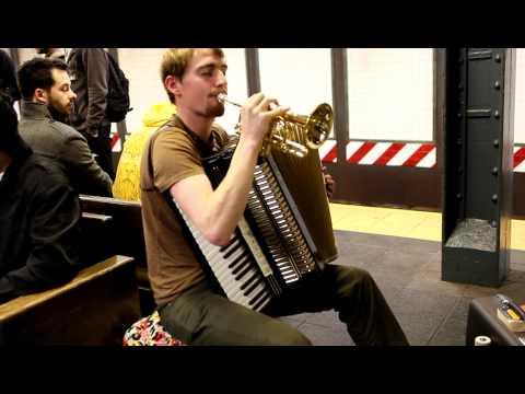 Nick Moyer 03-30-2012 Penn Station