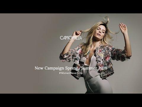 l'atteggiamento migliore 50856 d1999 Women Never Stop - Primavera/Estate 2018 Camomilla Italia