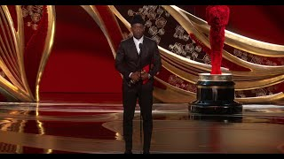 Mahershala Ali wins Best Supporting Actor