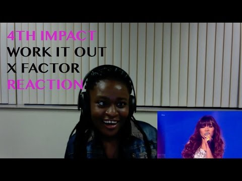 4TH IMPACT (POWER) Work it out Week 3 REACTION