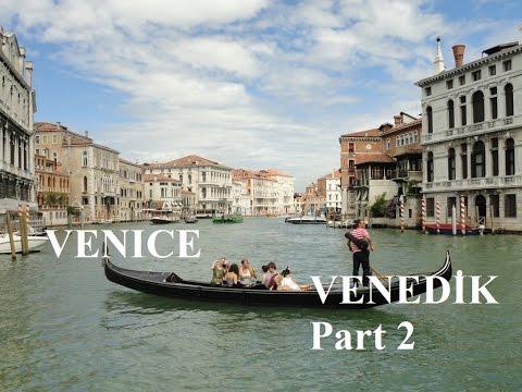 Italy/Venice / Venedik (Walking tour) Part 74/84