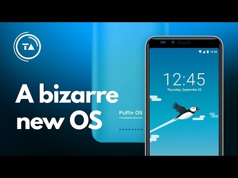 Puffin OS: The most bizarre new Android competitor thumbnail