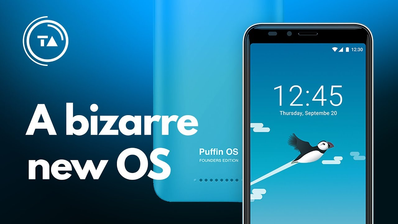 Puffin OS: The most bizarre new Android competitor