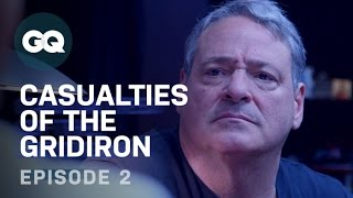 Former Guard Brent Boyd's CTE Brain Scan–Football Injuries–GQ Casualties of the Gridiron–EP2