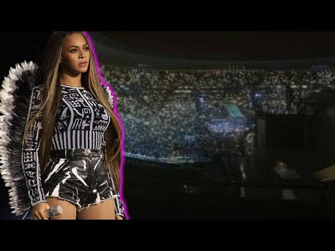 The horror That Happened After Beyonce Performed In FNB Last Night