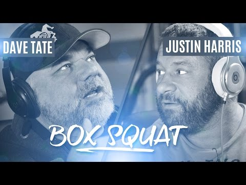 Dave Tate And Justin Harris Discuss The Box Squat And Coaching Issues - Elitefts.com