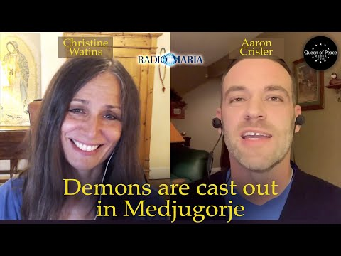 Why Does the Devil Hate Medjugorje so much? Listen to Aaron Crisler's story to find out.