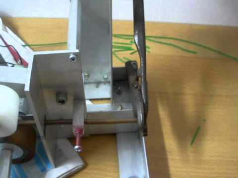 auto cutter wire final year project elec engineering