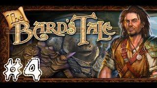 The Bard's Tale [PC] Walkthrough Gameplay HD 1080p Part 4