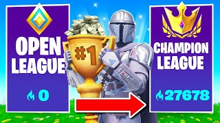 I Reached Champion Division in 24 Hours! (Season 5)