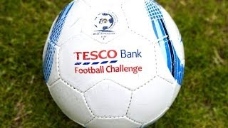 Tesco Bank Football Challenge - Heart of Midlothian FC