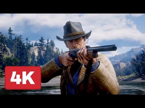 Red Dead Redemption 2: Gameplay Trailer (4K)