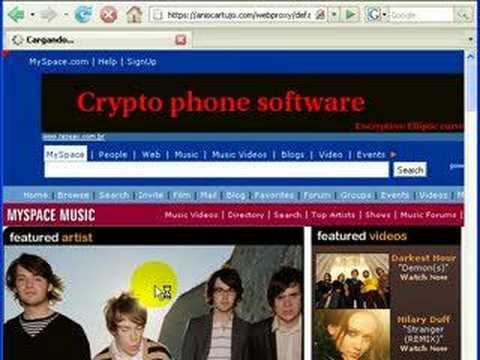 Unblock MySpace Proxy
