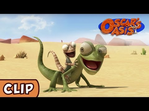 Oscar's Oasis - Don't Hurt My Boy | HQ | Funny Cartoons