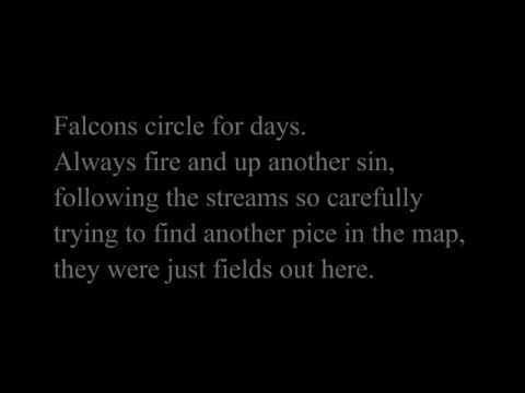 Amanda Bergman | FALCONS – Lyrics
