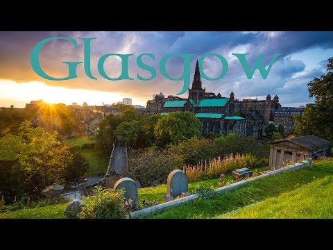 I'm Back in Scotland | Glasgow Travel Photography Vlog