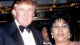 Trump's Tweet About Aretha Franklin Sparks Backlash