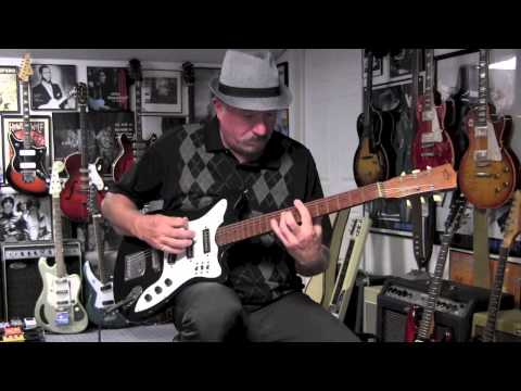 1960s Tonante Guitar Demo (Made In Brazil)