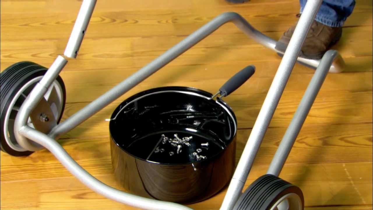 Rösle Gasgrill Aufbauanleitung : RÖsle kugelgrill: aufbauanleitung rosle kettle grill: assembly