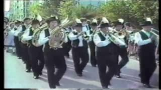 Frühlingsfest Oberschleissheim 1984