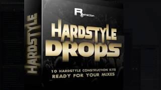Hardstyle samplepack - Refraction Hardstyle Drops