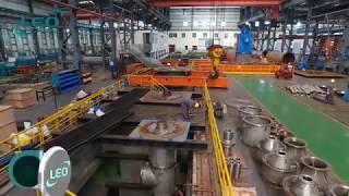 LEO. Завод По Производству Промышленных Насосов