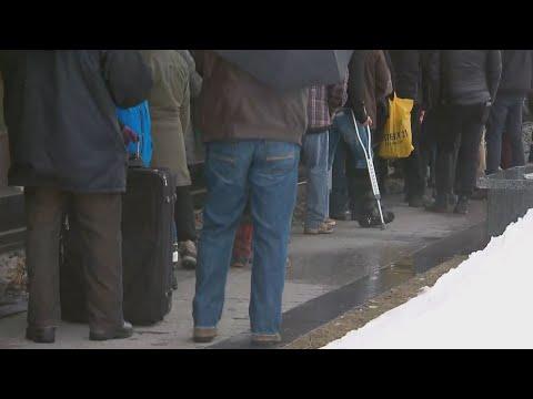 Coronavirus: Les bureaux d'assurance-emploi débordent à Québec