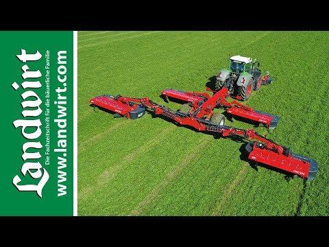 The world's largest mower | SIP Silvercut Disc 1500 T | landwirt.com