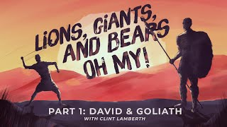 LIONS, GIANTS, & BEARS.. OH MY! PT 1 - 4/11/2021