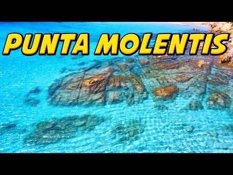 Punta Molentis | Villasimius | Ripresa Aerea Con Drone Phantom 3 | Sardegna Dal Cielo