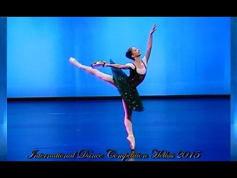 """""""Esmeralda"""" - International Ballet Competition Hellas"""