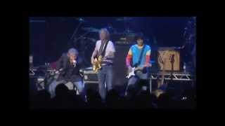 "Ronnie Lane Memorial Concert - The Jones Gang with Ronnie Wood ""Had Me A Real Good Time"""