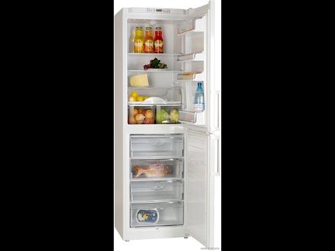 видео: Холодильник Атлант