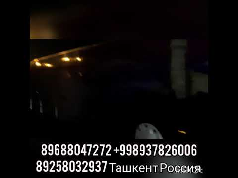 Автобус Краснодар Ташкент