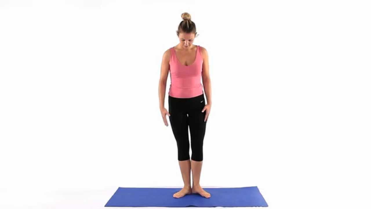 How to Achieve the Pilates Stance