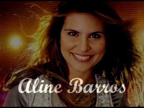 ALINE BARROS AOS OLHOS DO PAI